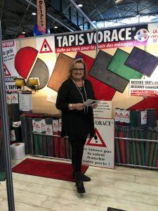 Gérant Tapis Vorace