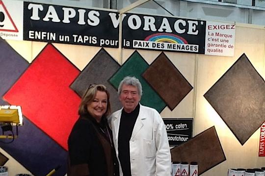 Histoire Tapis Vorace